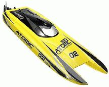 Volantex V792-4 Atomic Catamaran High Speed R/C Boat PNP Version