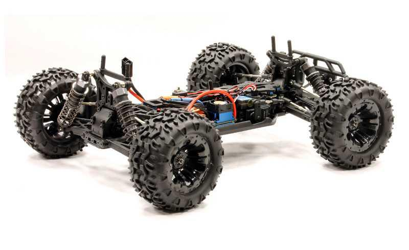 V2 Edition i10MT 4X4 Brushless RTR 1/10 Monster Truck by INTEGY