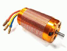 4074 Size 1500KV Sensorless Brushless Motor, Replacement for i8T (new, take off)
