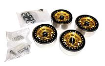 Replacement Wheels for C27030GOLD W/O Screws