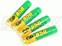 GP850 AAA Rechargeable Battery (4)