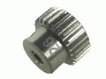 3Racing 64 Pitch Pinion Gear 26T (7075 w/ Hard Coating)