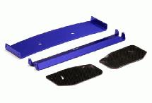 Carbon Fiber Rear Wing for HPI Baja 5B & 5B2.0