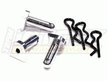 Billet Machined Fuel Tank Posts for HPI Baja 5B, 5T & 5B2.0