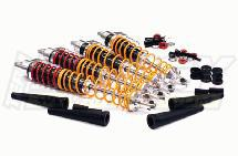 Billet Machined Type II Shock Set (4) for HPI Baja 5B, 5T & 5B2.0 (L=190, 210mm)