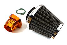 Type III Hi-Flow Air Filter for HPI Baja 5B, 5T & 5B2.0