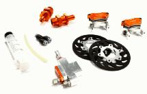 Billet Machined Type II Hydraulic Front Brake System for HPI Baja5B,5T,5B2.0,5SC