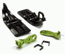 Front Sled Attachment Set for HPI Baja 5B, 5T, 5B2.0, 5SC