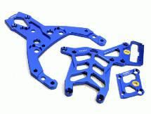 Chassis Brace Set (3) for HPI Baja 5B, 5T, 5B2.0 & 5SC