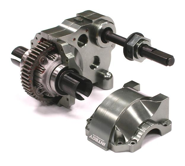 Type Iv Complete Gear Box W Heavy Duty Diff Amp Gears For