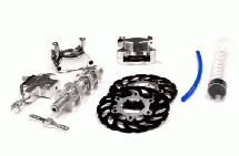 Billet Machined Type III Hydraulic Front Brake System for HPI Baja 5B, 5T, 5B2.0