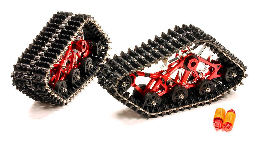 Complete Snowmobile & Sandmobile Conversion Kit for HPI Baja 5B, 5T & 5B2.0