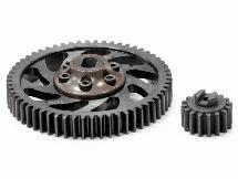 Billet Machined Type II Gear Set 16T+58T for HPI Baja 5B, 5T, 5B2.0 & 5SC