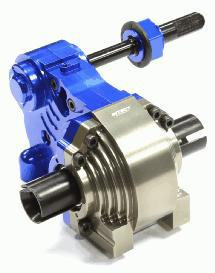 Type V Complete Gear Box w/ Heavy-Duty Diff & Gears for HPI Baja 5B, 5T