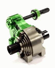Type V Complete Gear Box w/ Heavy-Duty Diff & Gears for HPI Baja 5B, 5T & 5SC