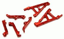 Billet Machined T3 Front & Rear Shock Support for HPI Baja 5B, 5T & 5SC