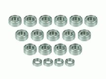 3Racing Ball Bearing Set For Traxxas Slash