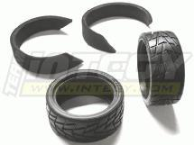 26mm V4 Rubber Radial for Touring Car