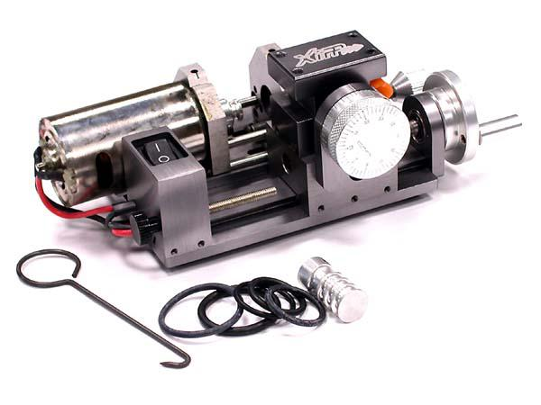 Xipp Perfect Lathe 2 For 130 550 Size Armatures W Drive Motor