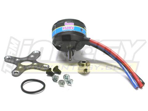 Brushless Motor 950Kv 12A 45g for <20oz