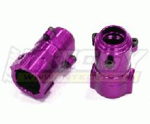 Alloy One Piece Rear Hub for Axial AX10 Scorpion