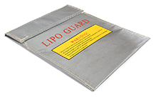 LiPo Guard Medium Battery Bag (225x180mm) for Charging and Storaging