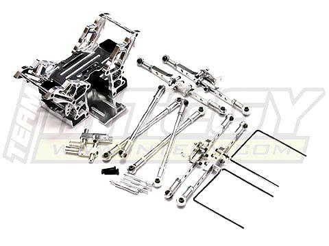 Type II Professional Rock Crawler Chassis for DIY Project for R/C or ...