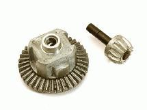 V3 Modified HD Bevel Gear Set for Axial AX10 Scorpion
