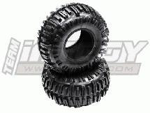 ERC2 Extreme Rock Crawling 2.2 Tire (2) (O.D.=125mm)