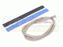 Braided Fuel Line for Jato