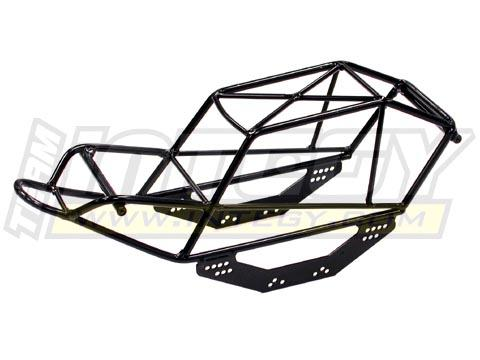 Diy Steel Roll Cage Tube Frame Chassis For 2 2 Rock
