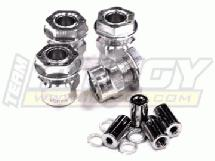 17mm Hex Wheel (4) Hub +6mm Offset for Traxxas 1/10 T-Maxx, Summit & Revo