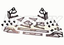 Universal Setup Station System for Most 1/8 & 1/10 Off-Road, SC & Monster Trucks