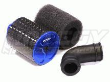 Carbon Fiber Universal Air Filter for Most 1/10 & 1/8 Nitro Vehicles