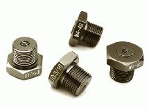 Type F Adapters for C23115 Universal Setup Station (Losi XXX-T Style Axles)