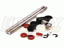 Shock Rebuild Kit w/ Shock Shaft (2) for MSR11 Type 118mm