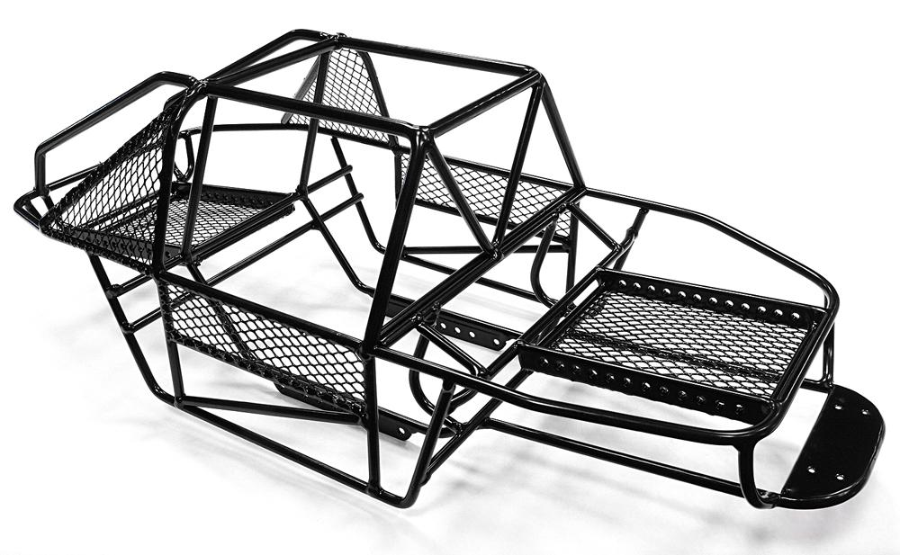 DIY Steel Roll Cage Tube Frame Chassis for Axial SCX-10 CF-100 ...