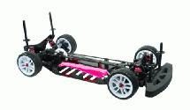 Touring Car Kit 1/10 Scale Sakura Zero S by 3Racing (Assembly Required)
