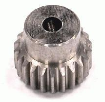 Billet HD Stainless Steel 48 Pitch Pinion 22T for Brushless w/ 0.125 Shaft
