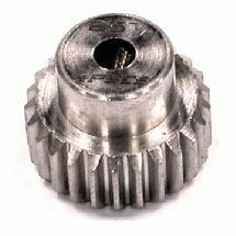 Billet HD Stainless Steel 48 Pitch Pinion 25T for Brushless w/ 0.125 Shaft