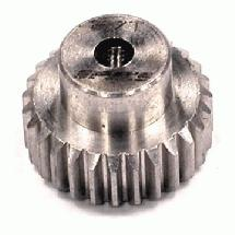 Billet HD Stainless Steel 48 Pitch Pinion 27T for Brushless w/ 0.125 Shaft