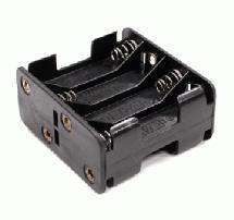 AA Size Battery Holder for 8 Cell
