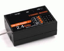 Replacement OEM 2.4Ghz Special 4WS Radio 3-Channel (Orange Color Label) Receiver
