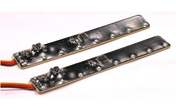 Under Chassis LED Light (8)x2 Kit w/ Built-in Flash Module