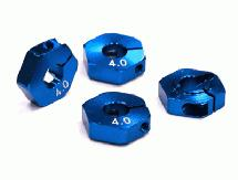 12mm Hex Wheel Hub (4mm Thickness) for 1/10 Touring Car and Drifting