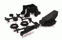 Plastic Bulkhead & Gearbox Set for OTA-R31 1/10 Drift Car