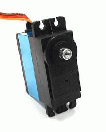 High Power Standard Size Digital Servo 9kg Torque Output 40x20x40mm 25T Type