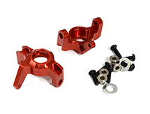 Billet Machined Alloy HD Steering Block (2) for Axial Wraith 2.2