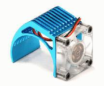 Side Mount Type Motor Cooling + Heatsink for 540/550 Size Motor w/36mm O.D.