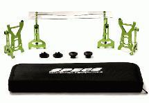 SPECS Precision Alignment Setup Station for 1/8 On-Road w/ Carrying Bag